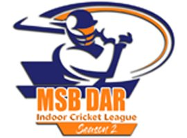 MSB DAR INDOOR CRICKET LEAGUE - SEASON 2
