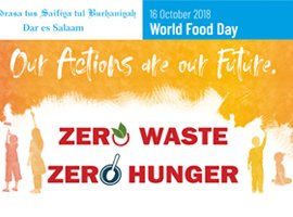 WORLD FOOD DAY - 2018