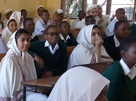 Visit to ILALA Secondary School