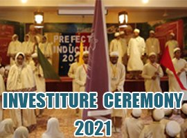 INVESTITURE CEREMONY - 2021